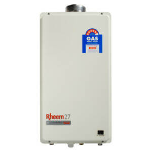 Rheem Continuous Flow 27 indoor