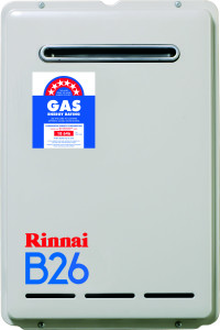 Rinnai Continuous Flow Builder Series B26