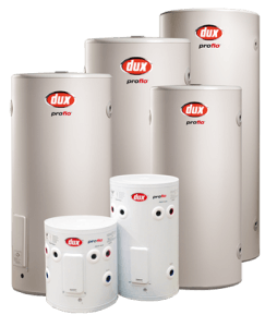 Dux Electric Hot Water Systems Range 25L-400L