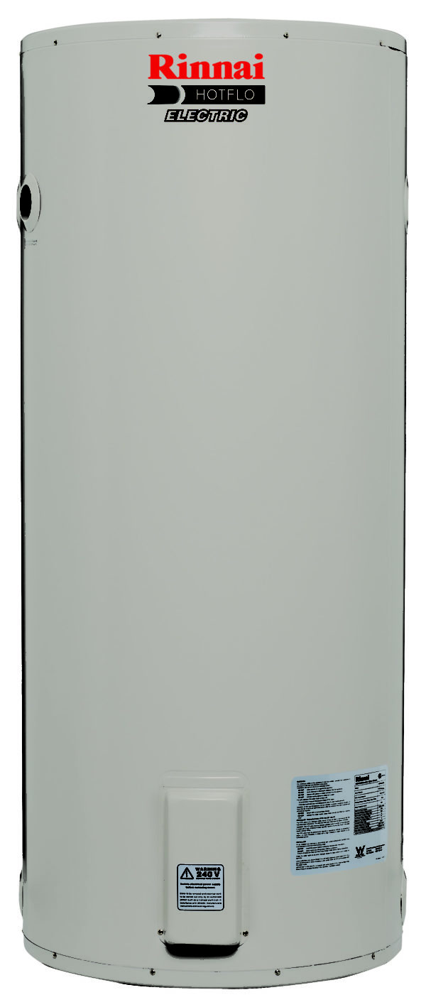 250L Rinnai Electric Hotflo water heater