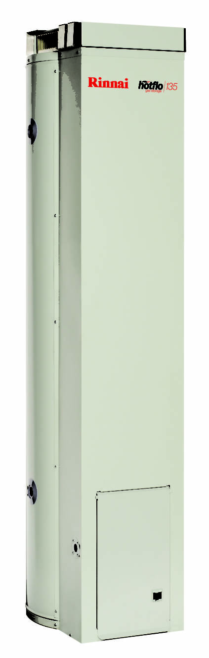 Buy Rinnai Hotflo 135l Gas Hot Water Heaters Same Day