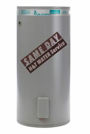 250L Vulcan water heater Electric