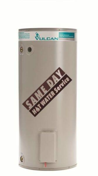 80L Vulcan Electric water heater