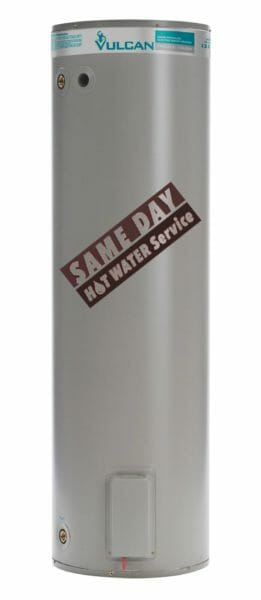 Vulcan 160L Electric Water heater