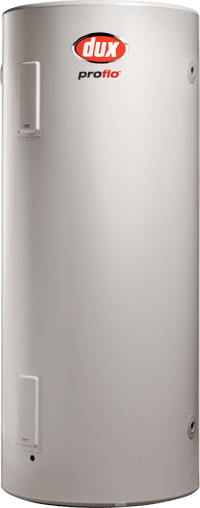 Dux proflo 400L electric hot water heater