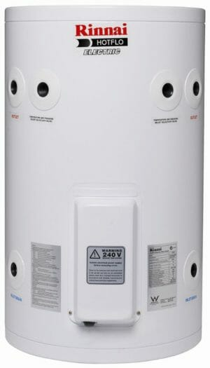 Rinnai hotflo 50L electric water heater