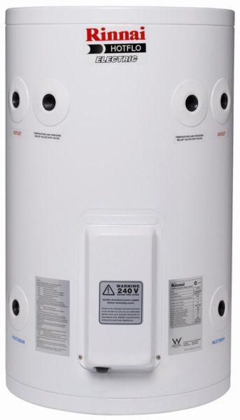 Rinnai hotflo 50L electric water heater