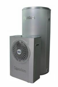 Quantum Platinum Hybrid Heat Pump