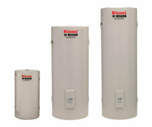 Rinnai Hotflo Electric 80L, Rinnai Hotflo Electric 125L, Rinnai Hotflo Electric 160L
