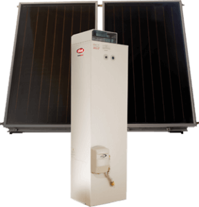 Dux Sunpro 305 gas boosted solar hot water heater