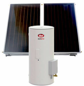 Dux-Sunpro-electric-gas-solar-hot-water-heaters