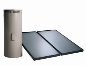 Edwards Solar Loline hot water system