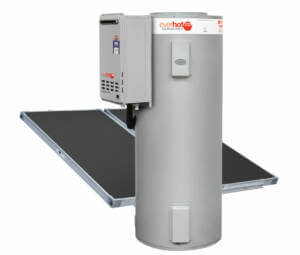 Everhot-solar-gas-boosted-hot-water-heater