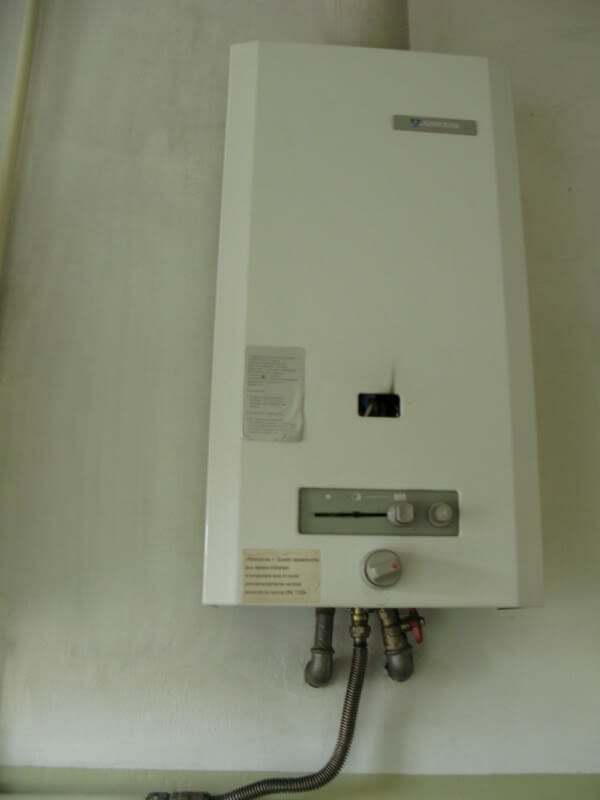 Instantaneous Hot Water Amp Continuous Flow Hot Water