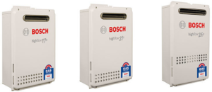 Bosch Highflow Series Continuous Flow Hot Water Systems