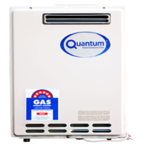 Quantum Continuous Flow Hot Water Systems