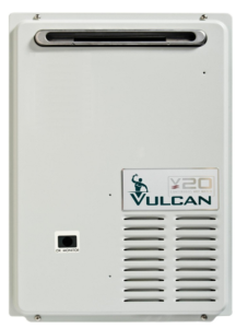 Vulcan Continuous Flow Hot Water System