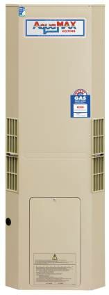 aquamax 130L G270SS gas water heater