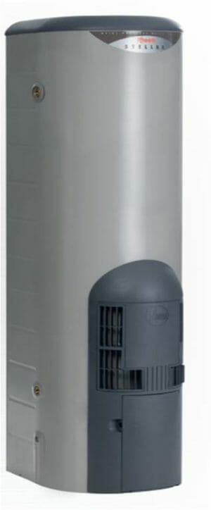 rheem 330L stellar gas water heater