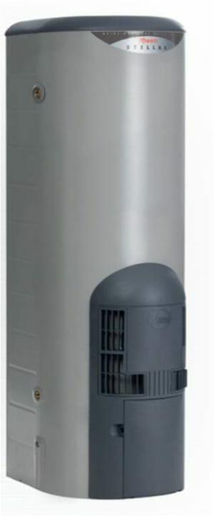 rheem 330L stellar gas water heater