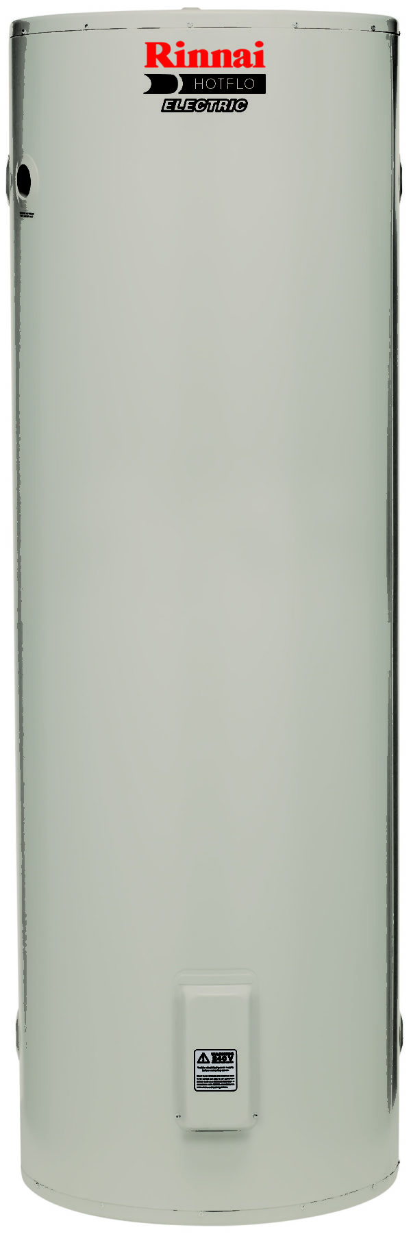 400L Rinnai Electric Hotflo Twin element