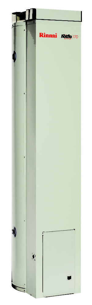 170L Rinnai Gas Hotflo heater