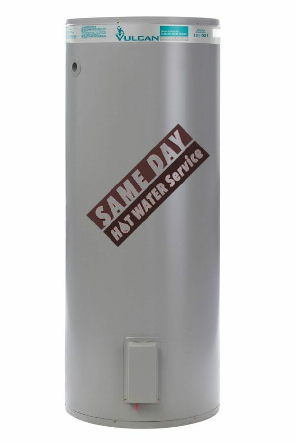 Vulcan 400L electric hot water system