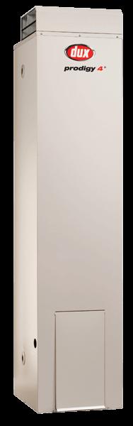 Dux 170 litre external gas hot water heater