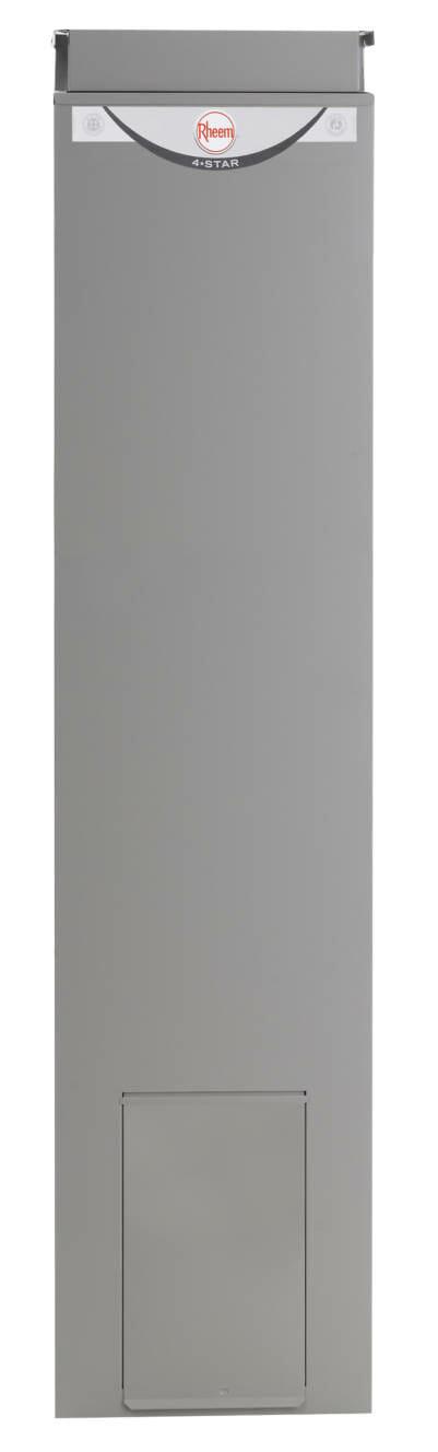 Rheem 170 Litre External Gas Hot Water Heater System