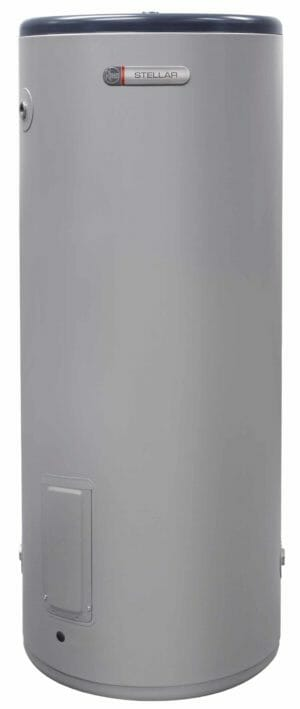 125L Rheem Stellar Stainless Steel Electric water heater