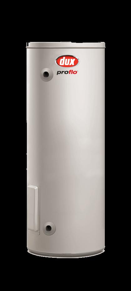 Electric Hot Water Heater >> Dux 125 Litre Narrow Diameter Electric Hot Water Heater