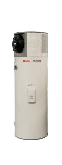 Rinnai 315 Heat Pump