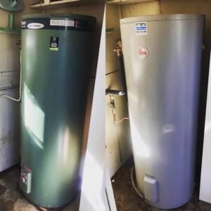 Rheem Hot Water System Installation