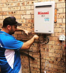 Rinnai Hot Water Repair
